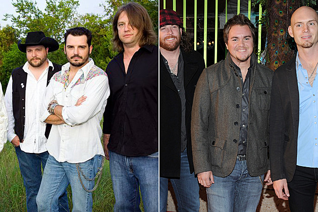 Reckless Kelly, Eli Young Band