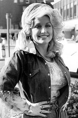 Dolly Parton Before