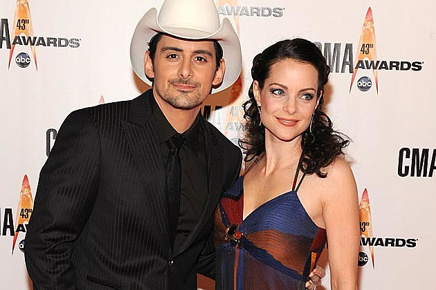 Brad and Kimberly Williams-Paisley