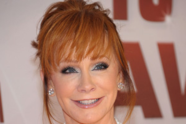 Reba mcentire s christmas tradition remembers the reason for How many kids does reba mcentire have