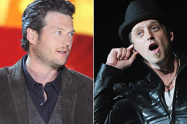 Blake Shelton, Keifer Thompson