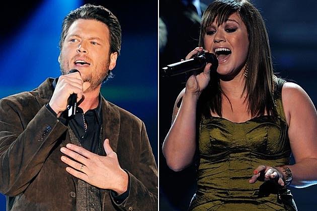Blake Shelton, Kelly Clarkson