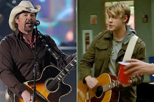 Toby Keith, 'Glee'