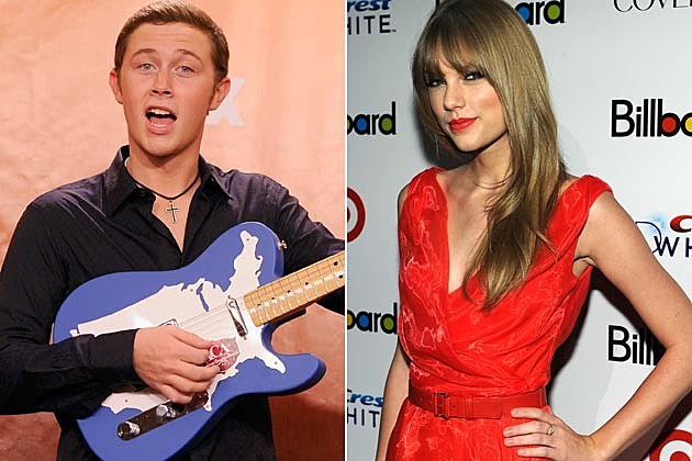Scotty McCreery, Taylor Swift