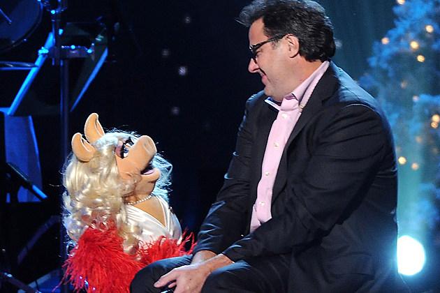 Vince Gill Miss Piggy