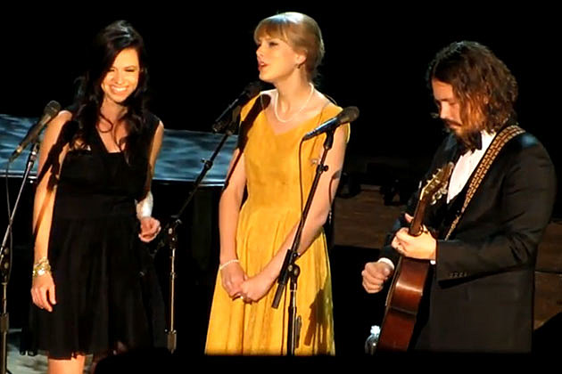 Civil Wars, Taylor Swift