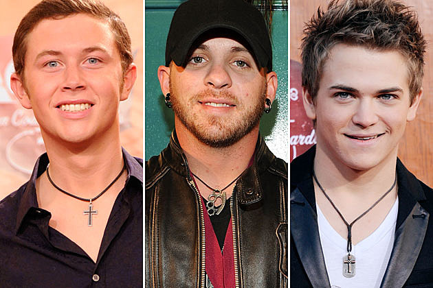 Scotty McCreery, Brantley Gilbert, Hunter Hayes