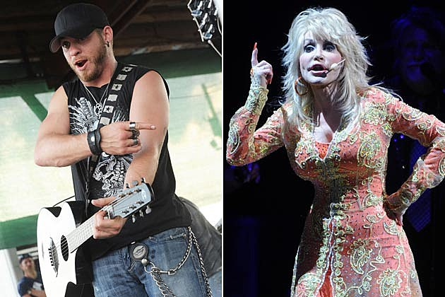 Brantley Gilbert, Dolly Parton