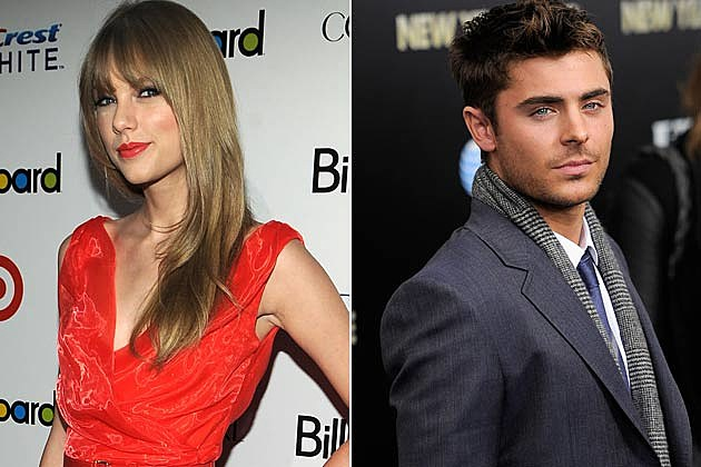 are taylor swift and zac efron dating 2013