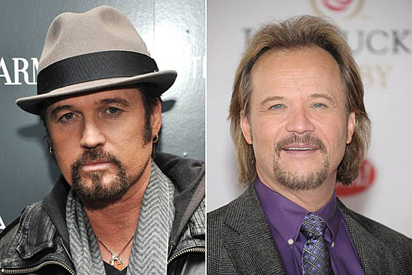 Remember When Billy Ray Cyrus and Travis Tritt Had a Feud?