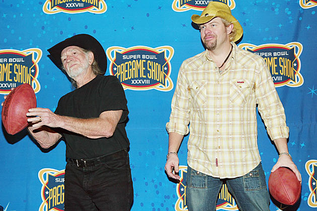 Willie Nelson, Toby Keith