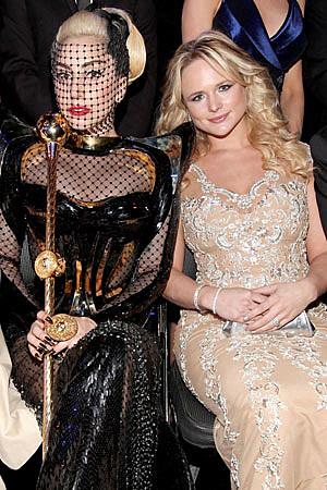 Lady Gaga, Miranda Lambert