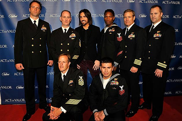 Jake Owen and Navy Seals
