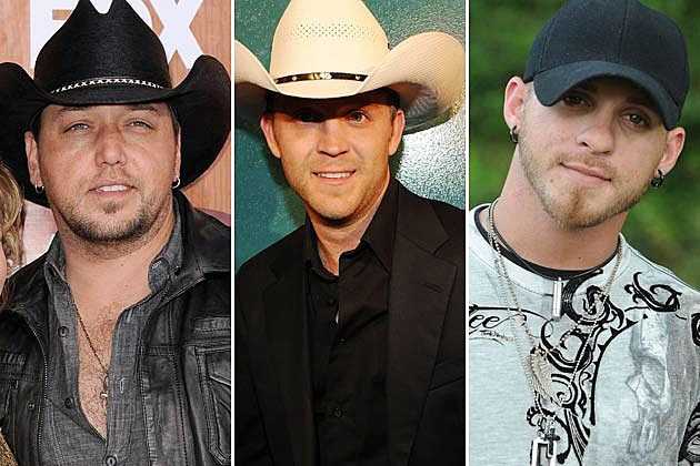 Jason Aldean, Justin Moore, Brantley Gilbert