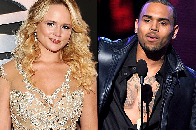 Miranda Lambert, Chris Brown