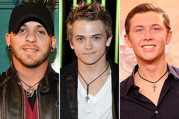 Brantley Gilbert, Hunter Hayes, Scotty McCreery