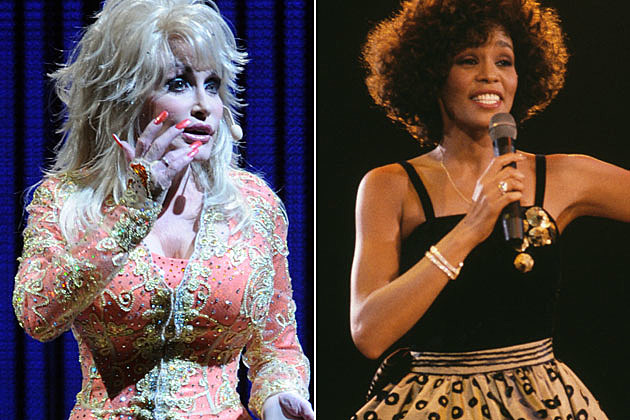 Dolly Parton, Whitney Houston