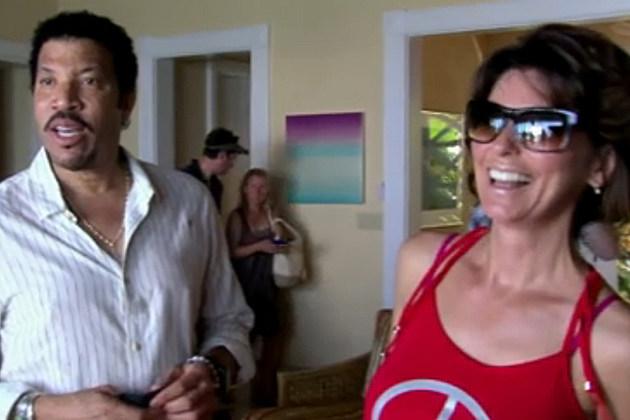 Lionel Richie, Shania Twain