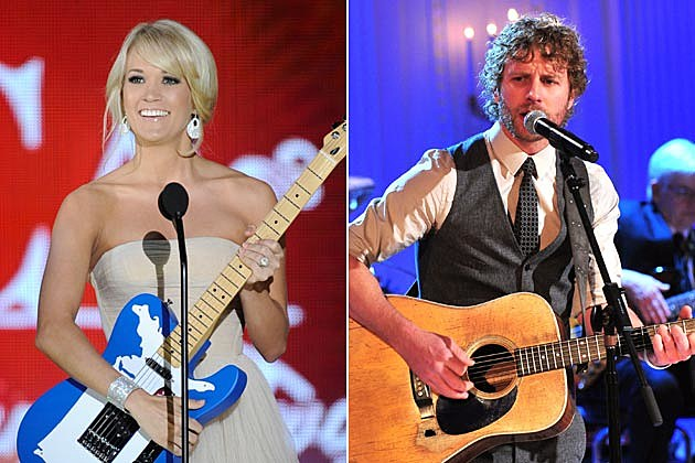 Carrie Underwood, Dierks Bentley