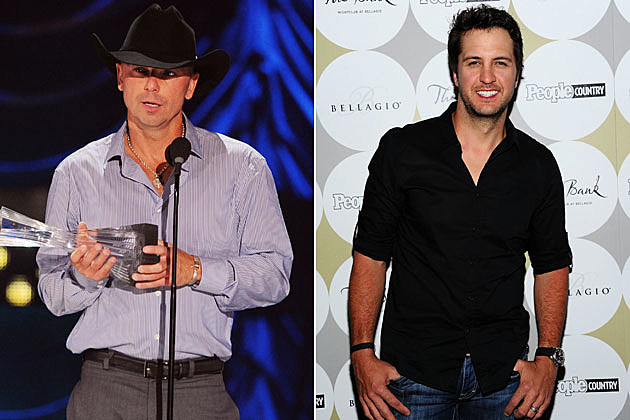 Kenny Chesney, Luke Bryan