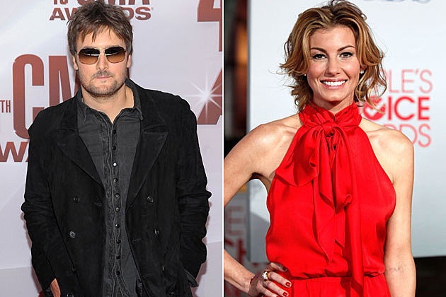 Eric Church, Faith Hill