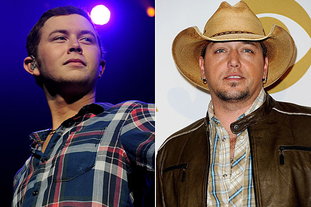 Scotty McCreery, Jason Aldean