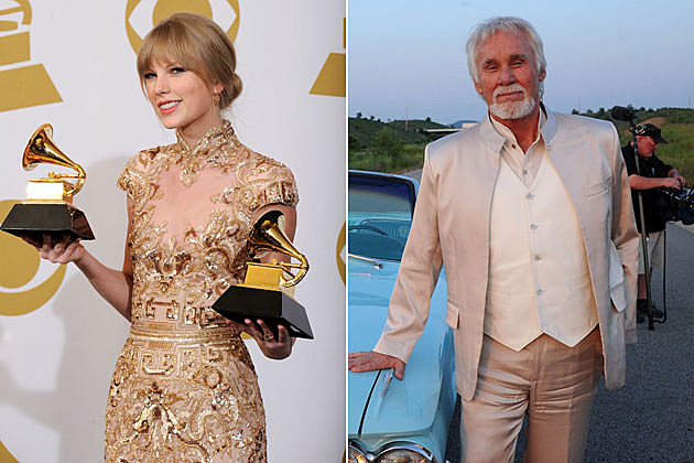 Taylor Swift, Kenny Rogers