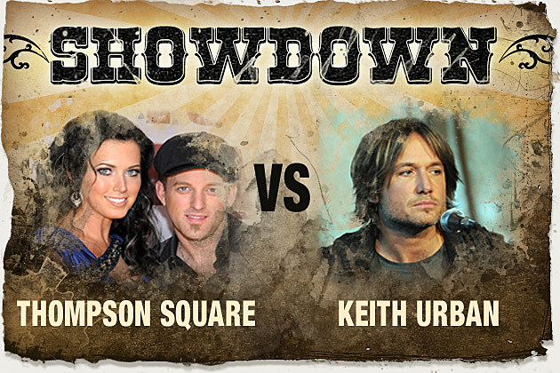 Thompson Square, Keith Urban