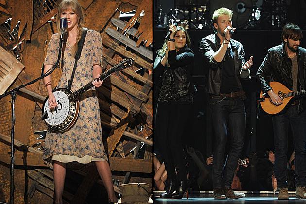 Taylor Swift, Lady Antebellum