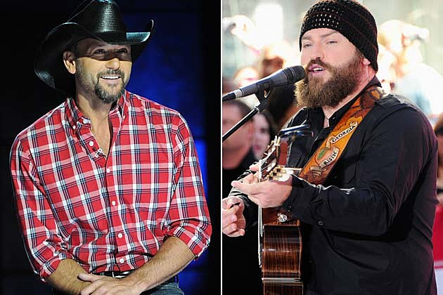 Tim McGraw, Zac Brown Band