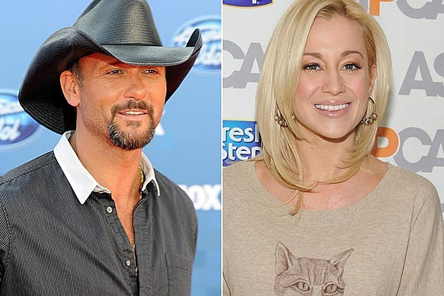 Tim McGraw, Kellie Pickler