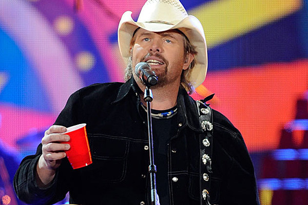 Country Stars And Their Soul Mates Toby Keith