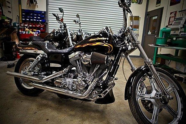 Zac Brown Bike