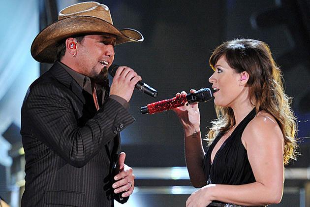 Jason Aldean, Kelly Clarkson