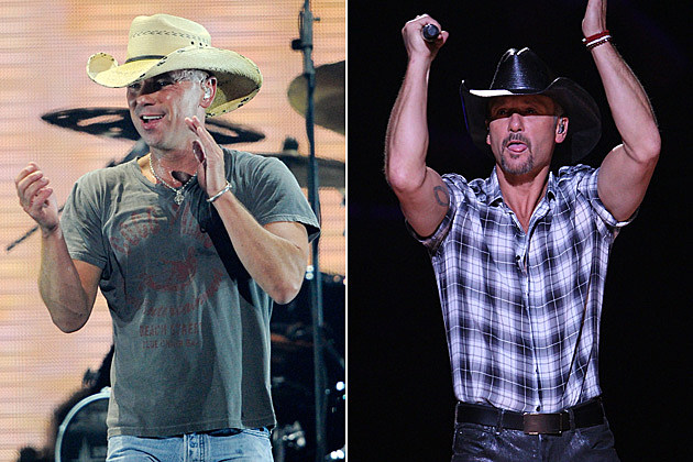 Kenny Chesney, Tim McGraw