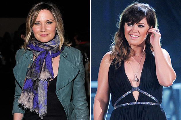 Jennifer Nettles, Kelly Clarkson