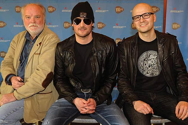 Michael Heeney, Eric Church, Luke Laird