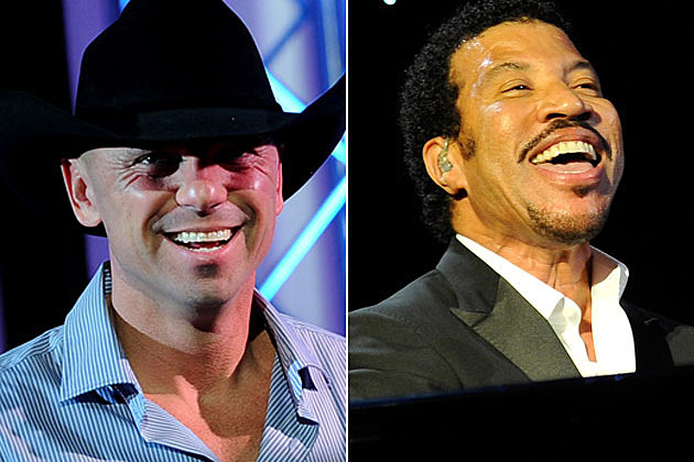 Kenny Chesney, Lionel Richie