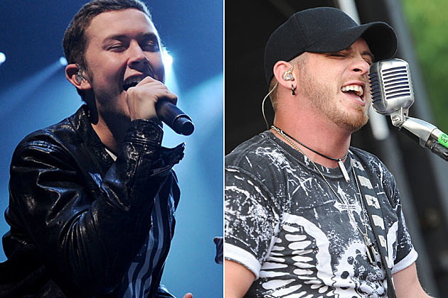 Scotty McCreery, Brantley Gilbert
