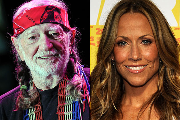 Willie Nelson, Sheryl Crow