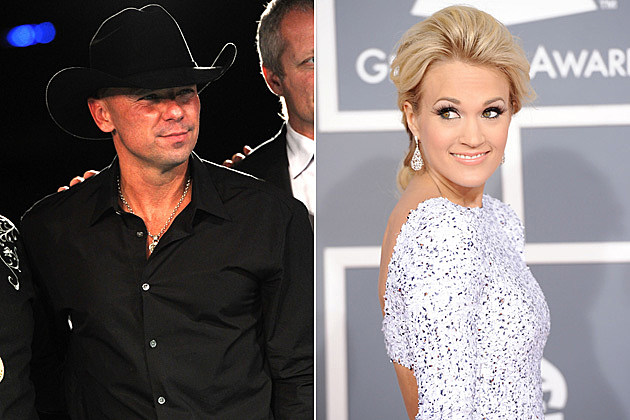 Kenny Chesney, Carrie Underwood