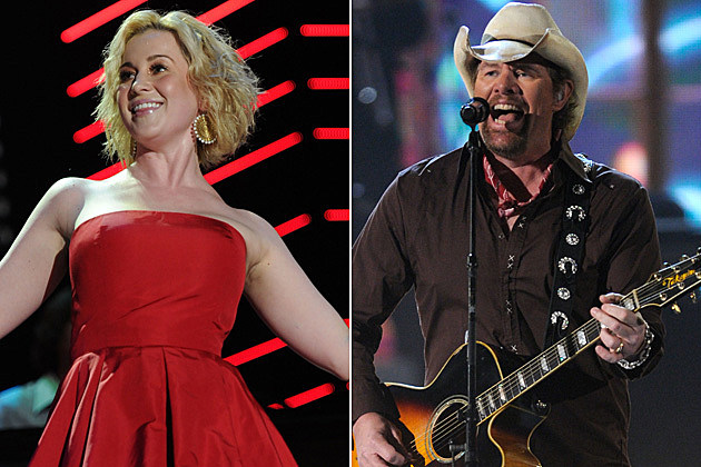 Kellie Pickler, Toby Keith