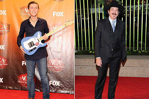Scotty McCreery, Kix Brooks