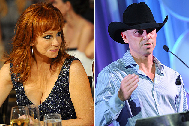 Daily Roundup Reba Mcentire Kenny Chesney More