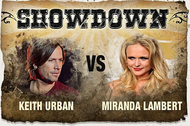 Keith Urban, Miranda Lambert