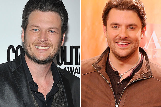 Blake Shelton, Chris Young