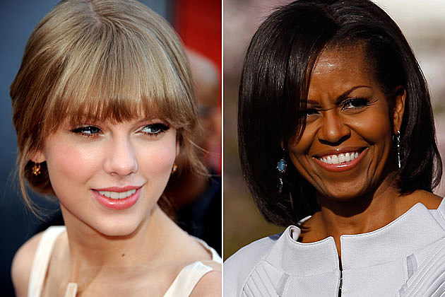 Taylor Swift, Michelle Obama