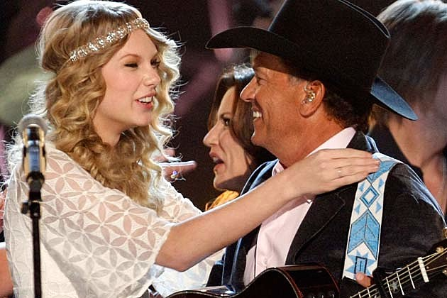Taylor Swift, George Strait