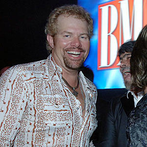 Country Stars Without Their Hats Toby Keith
