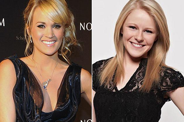 Carrie Underwood, Hollie Cavanagh